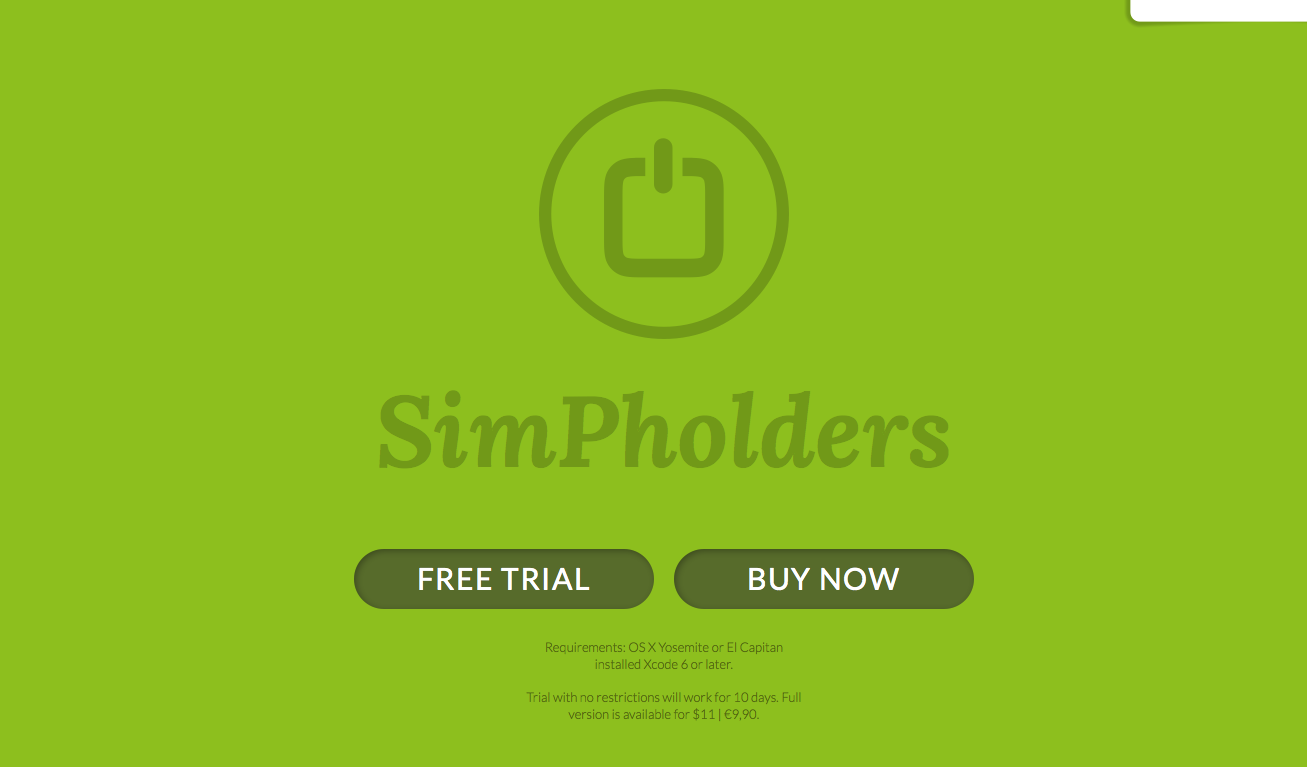 SimPholders