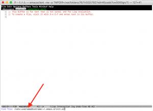 Emacs TRAMP